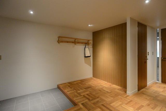 日本 東京23区の玄関の写真