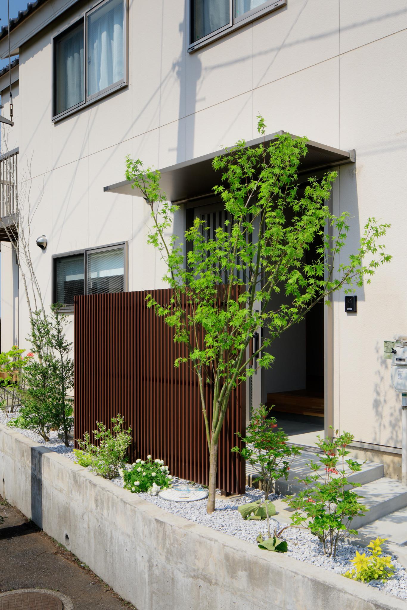 Hハウス改修工事/玄関ポーチ