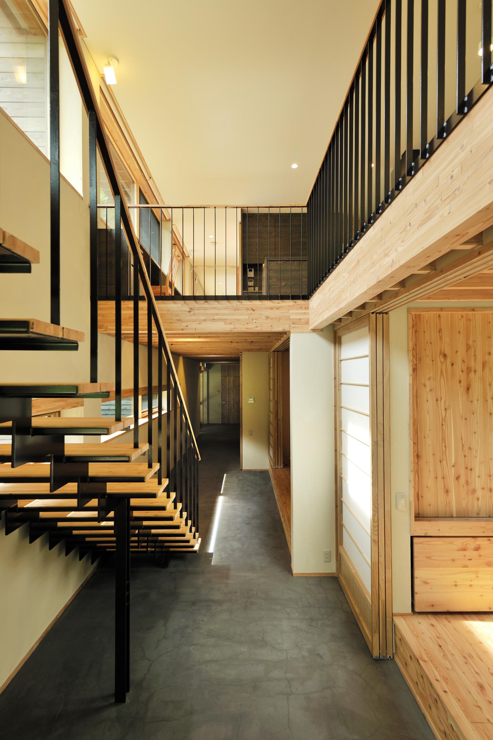 下川町環境共生型モデル住宅美桑