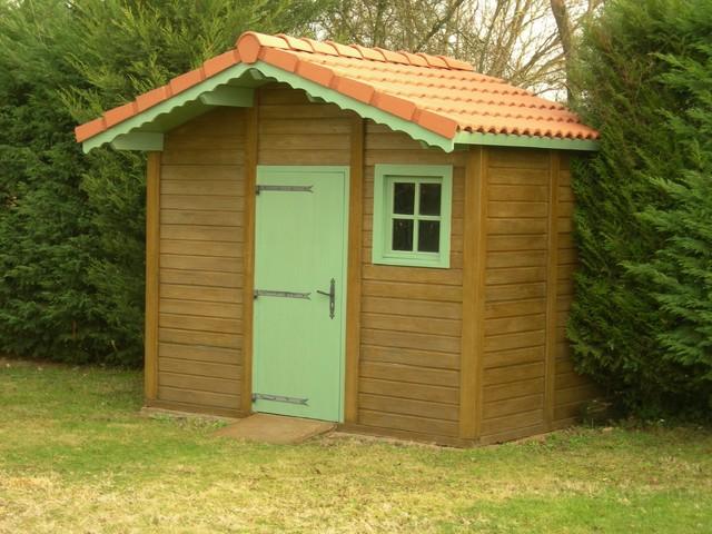 Betiwood b ton aspect bois - Abri jardin reglementation nantes ...