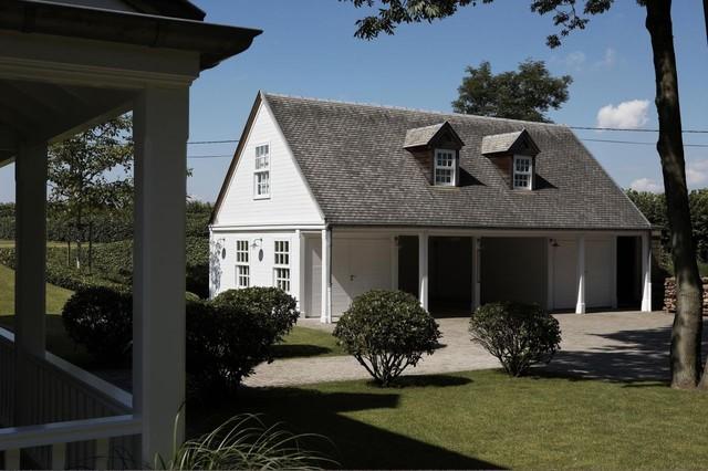 Nouvelle Angleterre au Brabant Wallon ! - Modern - Gartenhaus ...