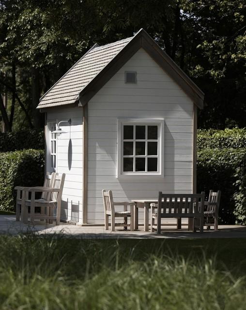 Nouvelle angleterre au brabant wallon classique abri paris par semin construction mi casa - Mobilier de jardin brabant wallon versailles ...