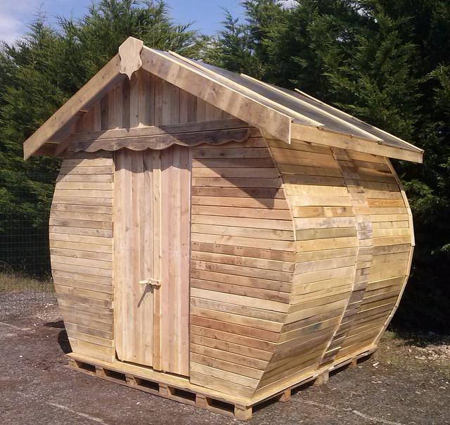 Toilettes Sèches - Craftsman - Abri - Reims - Par L'Home Des Bois