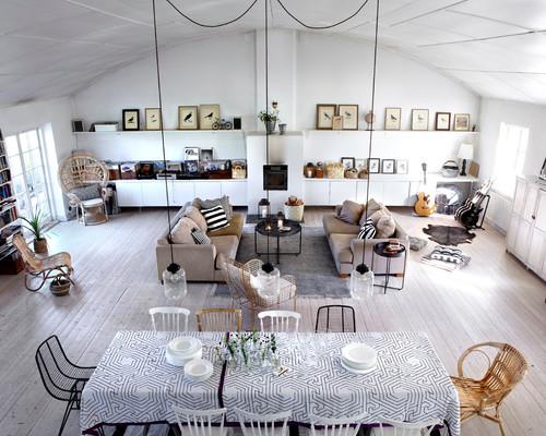 Inspiration hygge la d coration bonheur la maison du canap for Interieur hygge