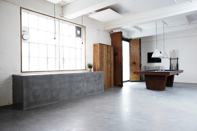 OL Gulve kontor & showroom industrielt-alrum
