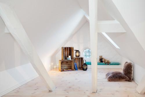 Villalejlighed i Århus stylet til salg.