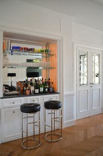 Mobili Bar Moderni Da Salotto.Angolo Bar Foto Idee Arredamento