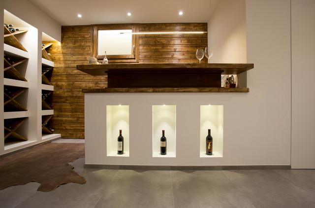 Villa in provincia - Angolo bar a casa ...