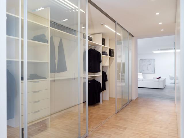 ankleidezimmer contemporary wardrobe - Ankleidezimmer
