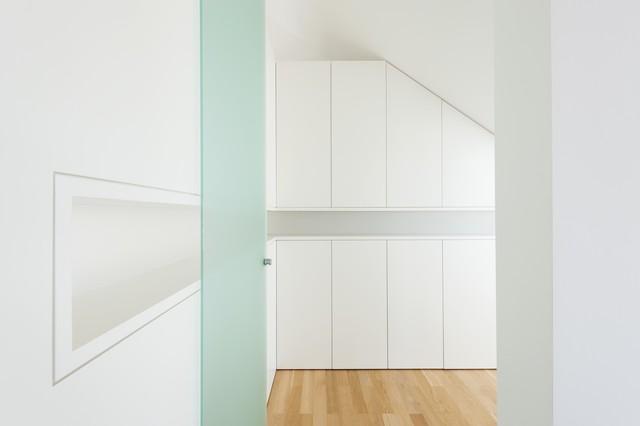 dachloft - modern - wardrobe - munich - by innenarchitektur-rathke, Innenarchitektur ideen