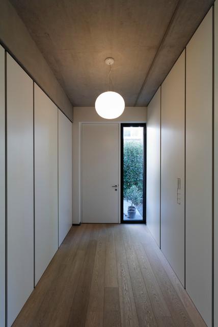kleiderschrank built in closet angolare modern ankleidezimmer hamburg von plan w gmbh. Black Bedroom Furniture Sets. Home Design Ideas