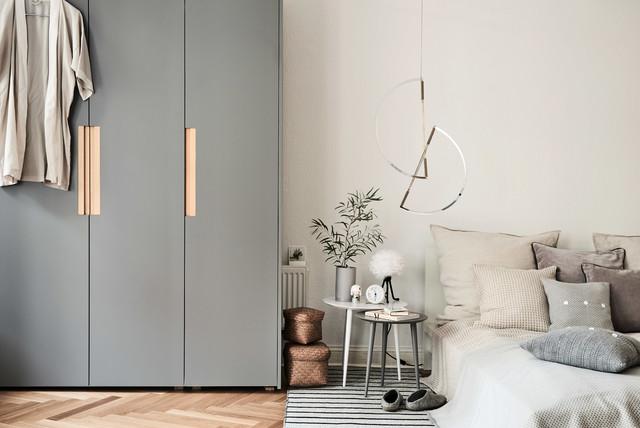 mit mycs skandinavisch eingerichtetes schlafzimmer. Black Bedroom Furniture Sets. Home Design Ideas
