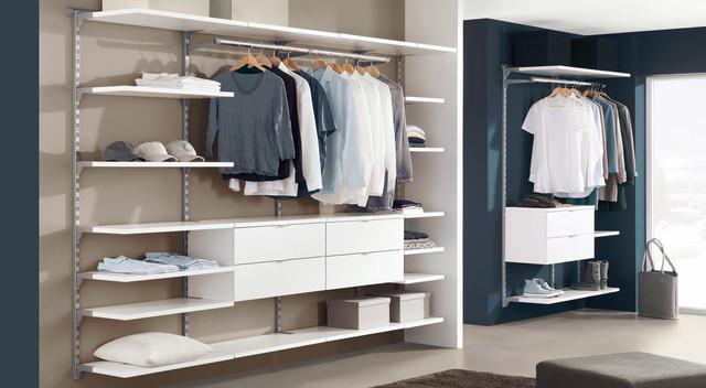 Regalsystem Kleiderschrank regalsystem kleiderschrank walk in wardrobe frankfurt by regalraum