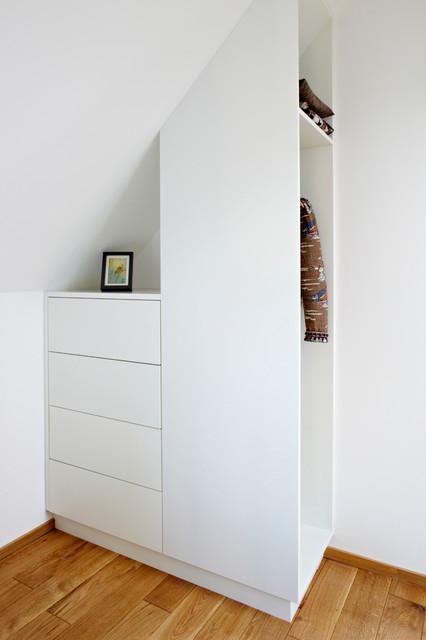 Vacation Rental W5 minimalistisch-ankleidezimmer