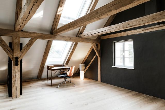 Wohnideen Bauernhaus bauernhaus modernisierung bayern skandinavisch arbeitszimmer