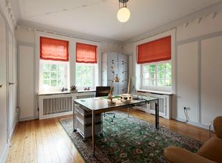 fine home modern arbeitszimmer hamburg von plan w. Black Bedroom Furniture Sets. Home Design Ideas