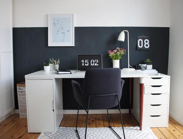 Home Office / New Work Space - Scandinavian - Home Office - Berlin ...