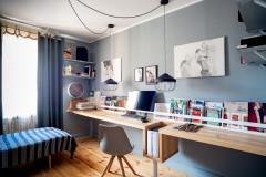 11 praktische Stauraum-Ideen fürs Homeoffice