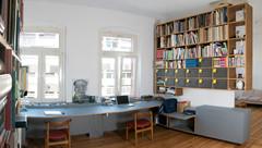 Maßarbeit fürs Arbeitszimmer – Einbauten mit Witz und Verstand
