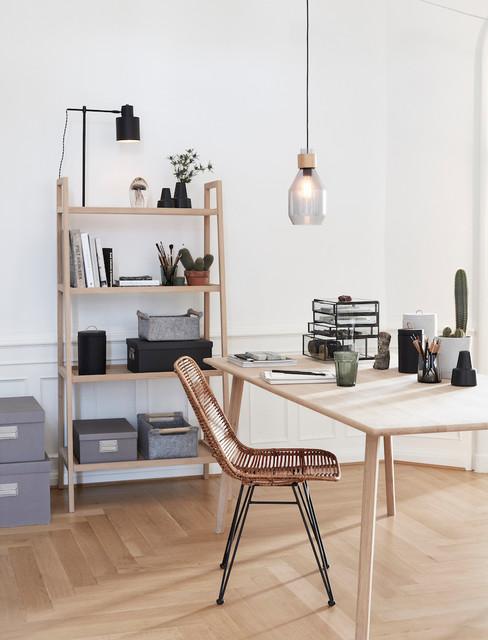 Living with Hübsch Interior - Skandinavisch - Arbeitszimmer ...