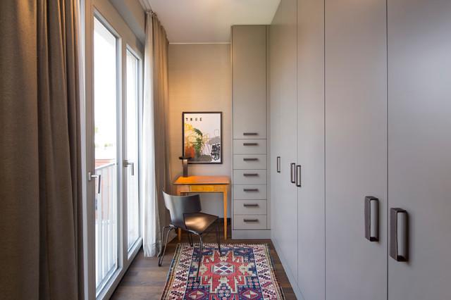 Raumnutzung Arbeitszimmer - Appartement Wohnung modern-arbeitszimmer