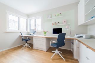 Skandinavische Arbeitszimmer Ideen Design Bilder Houzz