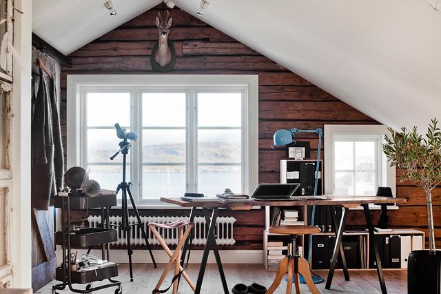 Lantliv - Hälsö - Scandinavian - Home Office - Stockholm - by