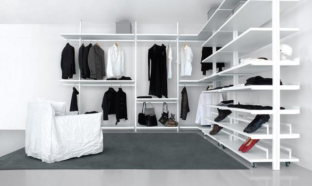 Cabina Armadio Nel Sottotetto.Cabine Armadio Personal Contemporary Wardrobe Venice By