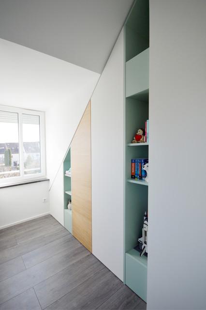 Casa di Laura e Stefano | 120 mq contemporaneo-armadio