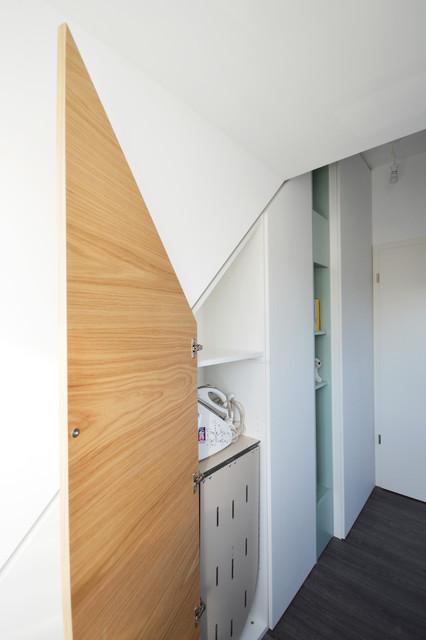 Casa di Laura e Stefano   120 mq contemporaneo-armadio