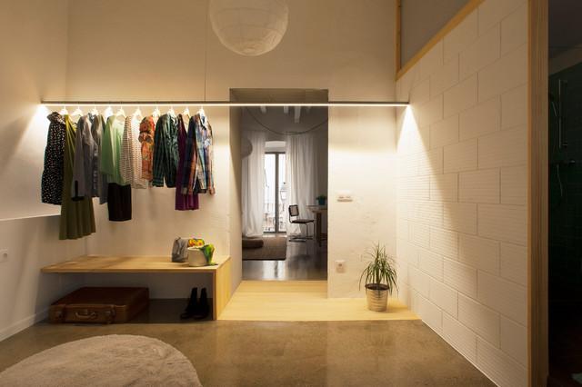 TWIN HOUSE skandinavisch-ankleidezimmer