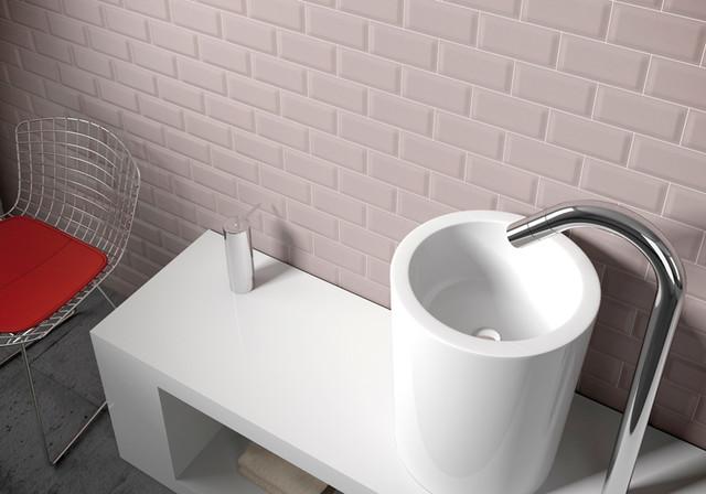 Cuarto de baño | Azulejos para baños - Industrial ...