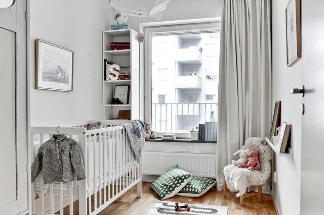 Bobergsgatan skandinavisk-babyrum
