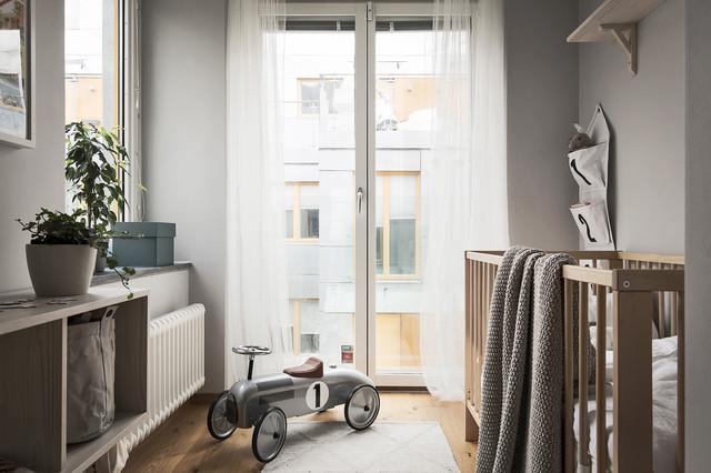 Finnboda varvsv g 12 - Babyzimmer skandinavisch ...