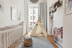 Les 10 chambres de bébé les plus populaires en 2017