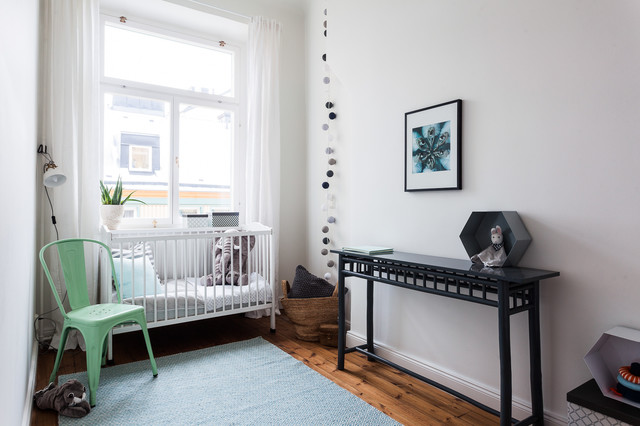 Roslagsgatan scandinavian nursery other by henrik nero Scandinavian baby nursery