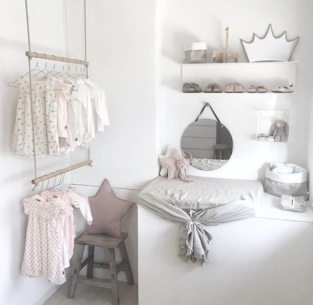 Pigeværelse - Skandinavisk - Babyværelse - København - af Petit By V