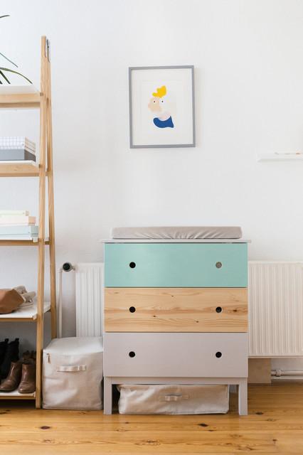 Ikea Wickelkommode diy changing table wickeltisch ikea hack scandinavian nursery