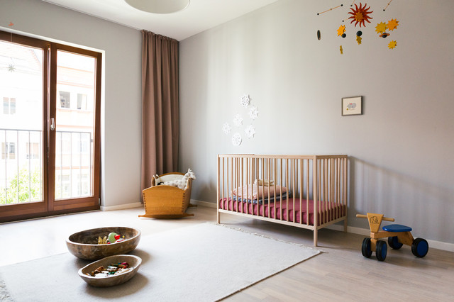 Cor Berlin houzzbesuch cor scandinavian nursery berlin by hejm