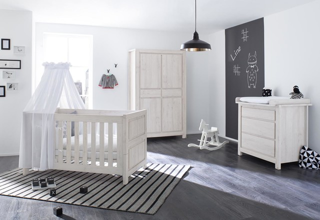 kinderzimmer 39 line 39 breit contemporain chambre de b b. Black Bedroom Furniture Sets. Home Design Ideas