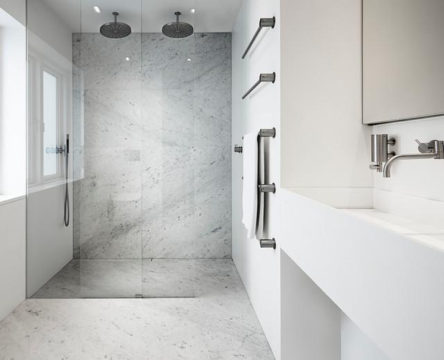 Arkitektens badeværelse