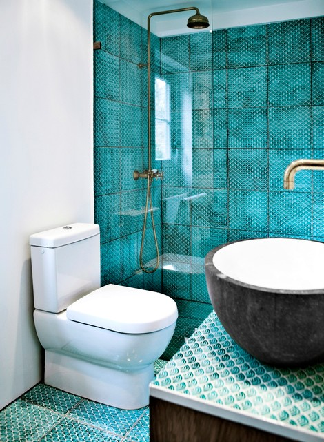 Bad scandinavian-bathroom
