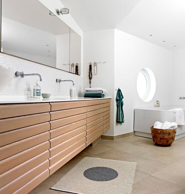 Jke Bad Scandinavian Bathroom Aarhus By Jke Design Viborg