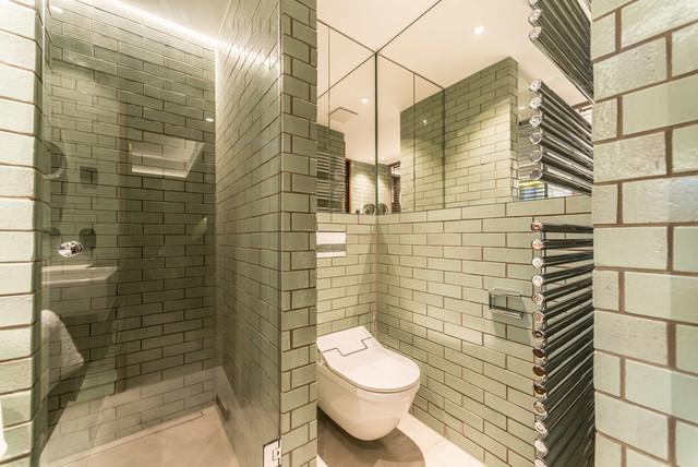 Новые идеи обустройства дома: ванная комната в стиле ретро