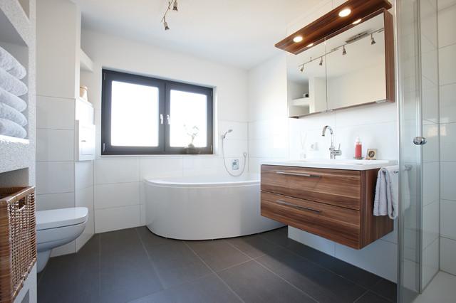 Fingerhaus badezimmer  ARCHITEKTUR TREND - Freiraum zum Wohlfühlen - Minimalistisch ...