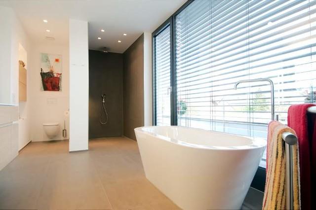 Aussergewöhnliche Bad GästeBad Und GästeWCGestaltung In - Aubergewohnliche badezimmer