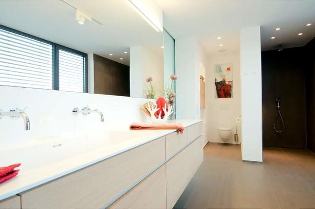 Außergewöhnliche Badezimmer, aussergewöhnliche bad-, gäste-bad- und gäste-wc-gestaltung in einem, Design ideen