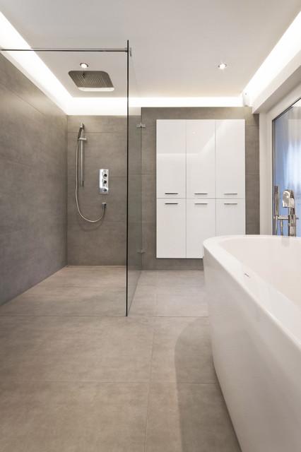Bad 5 - Modern - Badezimmer - Sonstige - von JUNG Fliesen