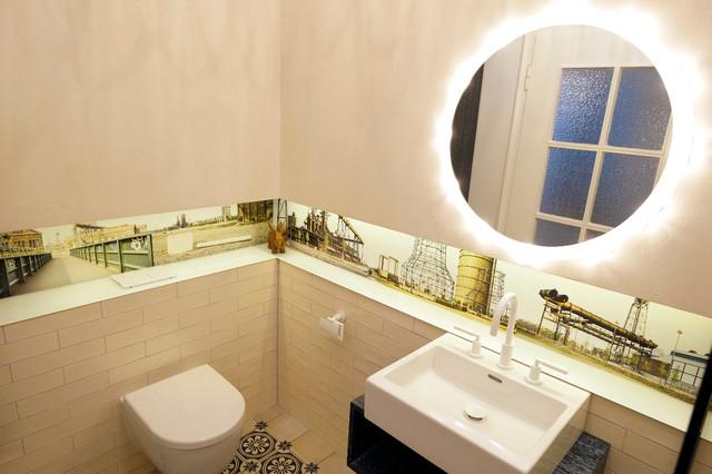 Außergewöhnlich Bad Altbau Dortmund Modern Badezimmer