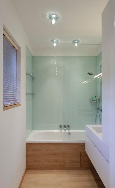 bad bathroom orrizontale modern badezimmer hamburg von weinkath gmbh. Black Bedroom Furniture Sets. Home Design Ideas